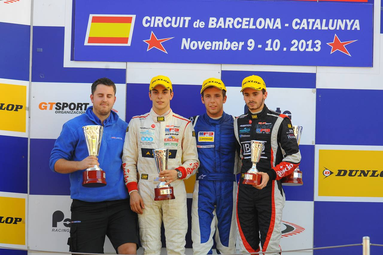 Ed Jones F3 open Barcelona-16
