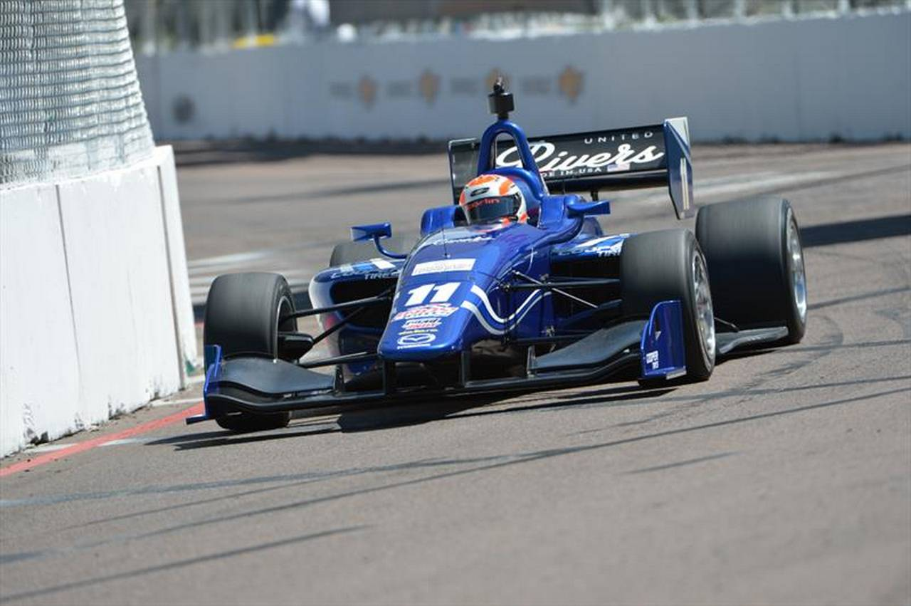 Ed Jones Indy Lights St Petes-64