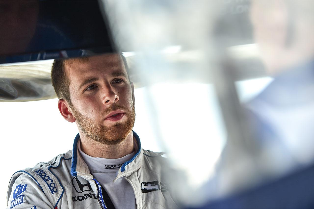 Ed Jones Indycar Grand Prix Of Alabama 1