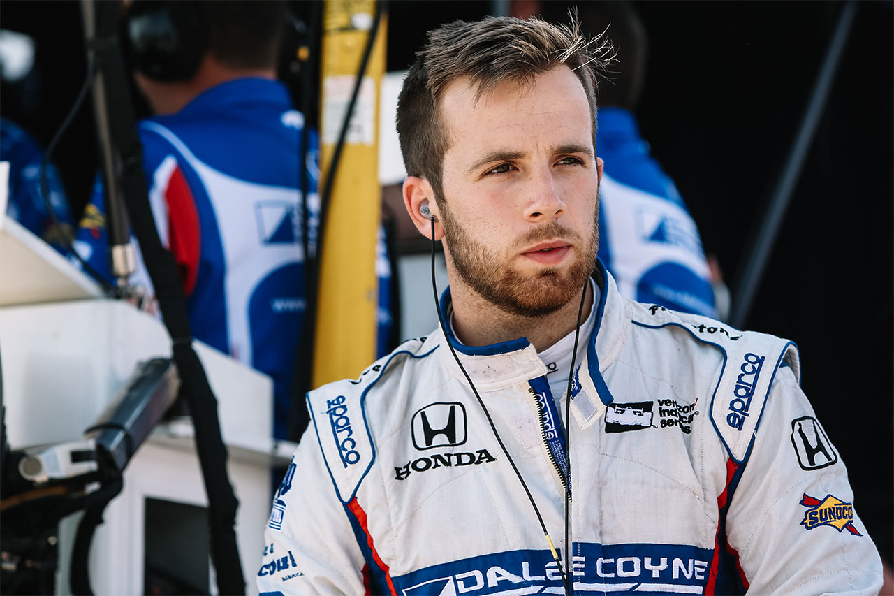 Ed Jones Indycar Grand Prix Of Alabama 3