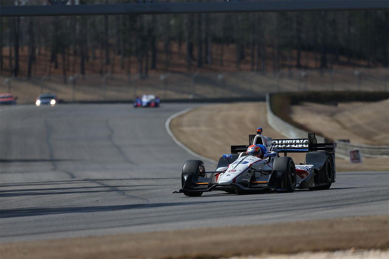 Ed Jones Indycar Grand Prix Of Alabama 5