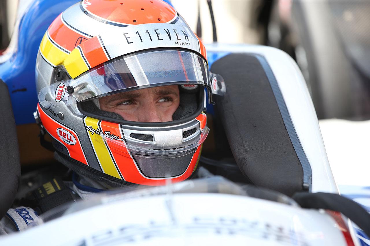 Ed Jones Indycar Grand Prix Of Alabama 6