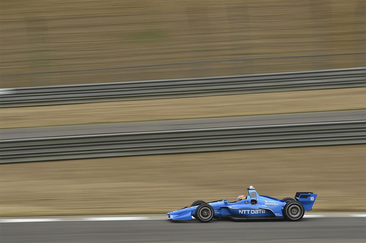 Ed Jones Chip Ganassi Racing Verizon IndyCar Series Barber Motorsports Park 4