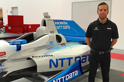 Chip Ganassi Racing Signs 2017 INDYCAR Rookie of the Year Ed Jones for its Verizon IndyCar Series Program