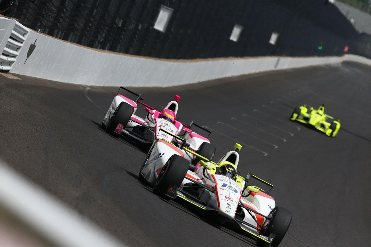 Ed Jones Indy 500 2017 1