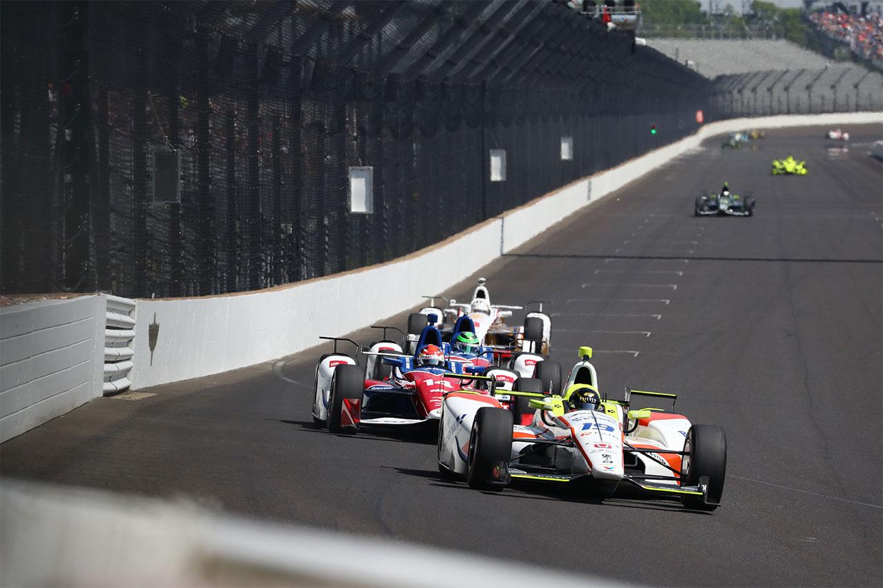 Ed Jones Indy 500 2017 6
