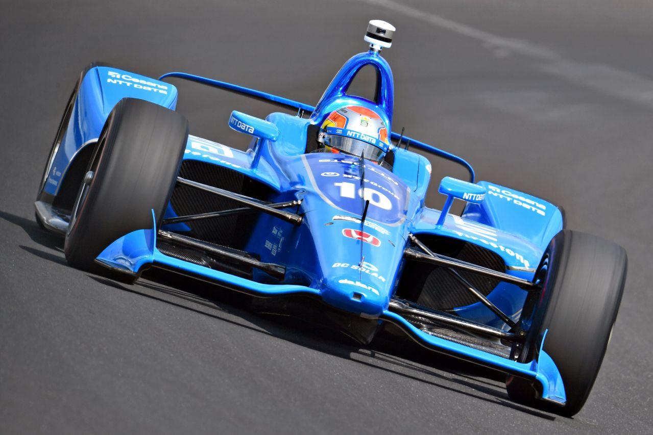 Ed Jones Chip Ganassi Racing Verizon IndyCar Series Indy 500 2018 004