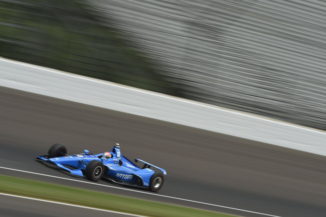 Ed Jones Chip Ganassi Racing Verizon IndyCar Series Indy 500 2018 005