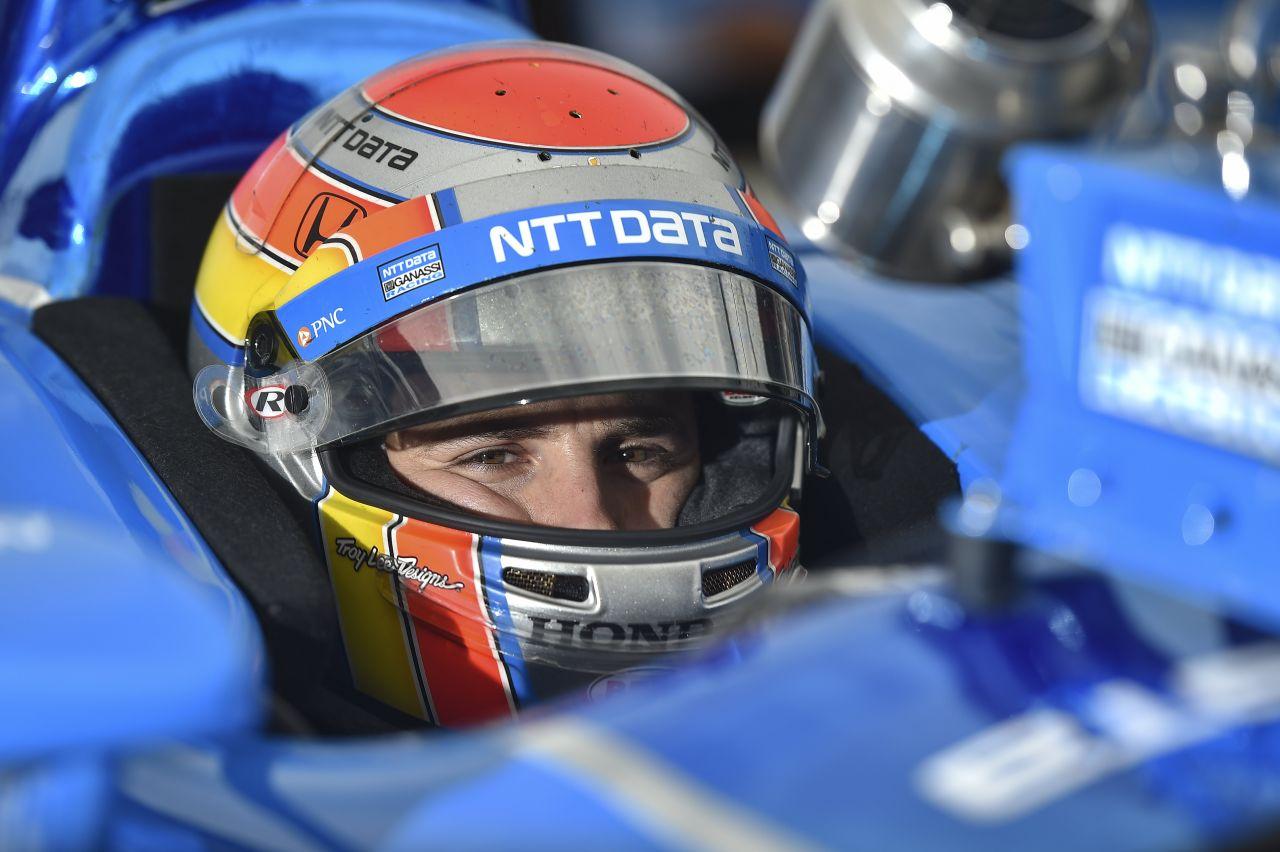 Ed Jones Chip Ganassi Racing Verizon IndyCar Series Indy 500 2018 008