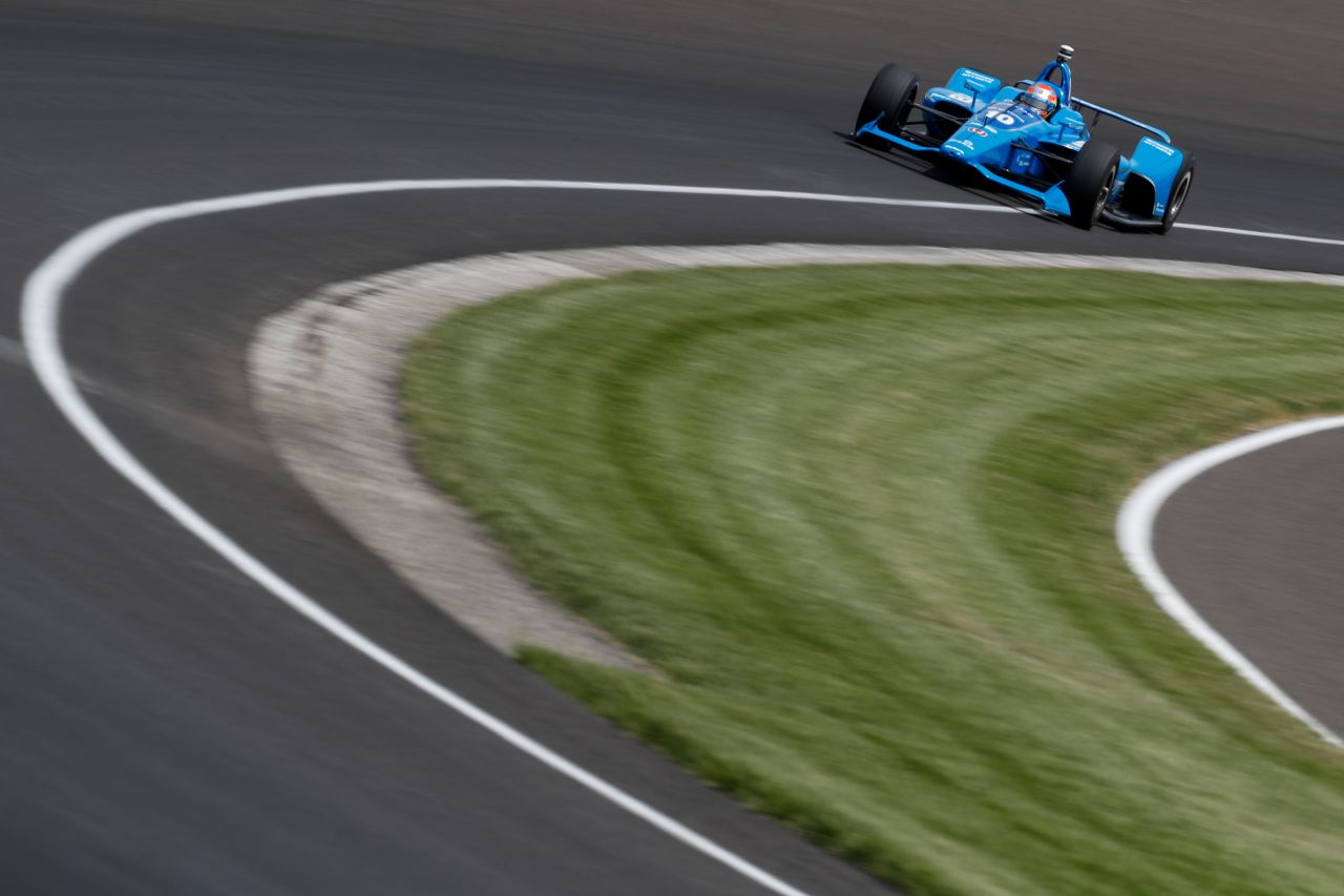 Ed Jones Chip Ganassi Racing Verizon IndyCar Series Indy 500 Qualifying 2018 007