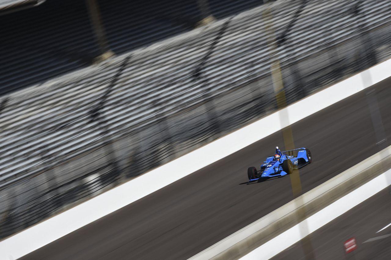 Ed Jones Chip Ganassi Racing Verizon IndyCar Series Indy 500 Qualifying 2018 008