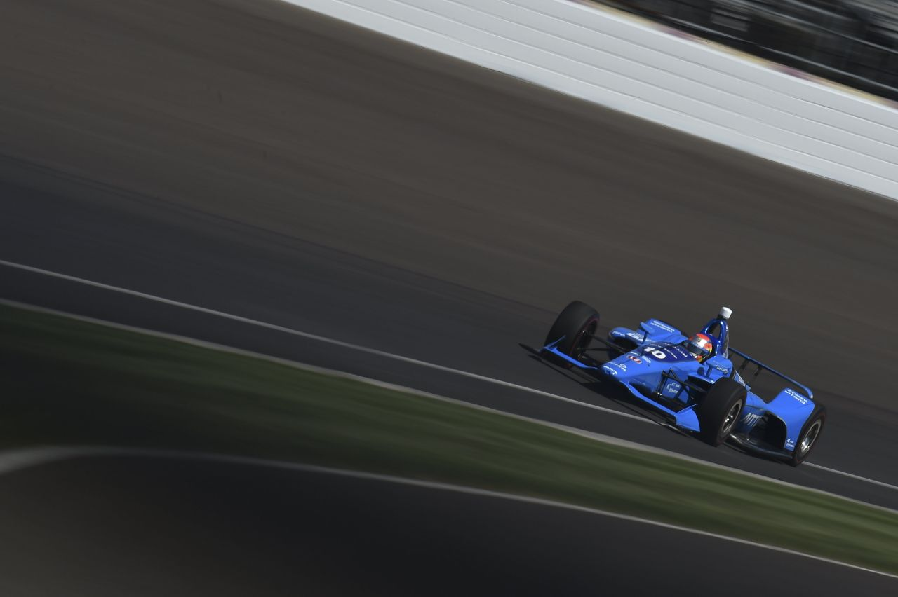 Ed Jones Chip Ganassi Racing Verizon IndyCar Series Indy 500 Qualifying 2018 009