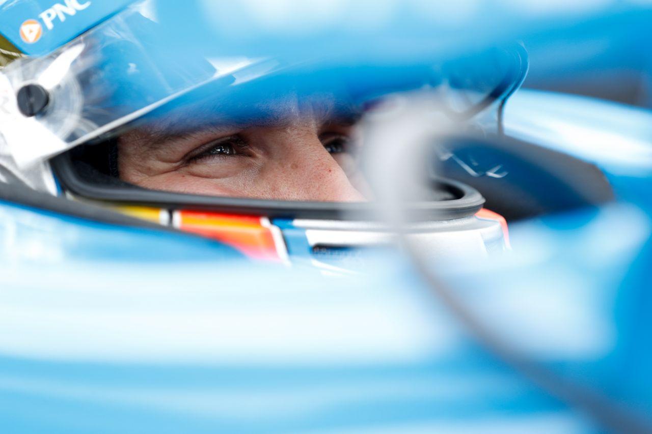 Ed Jones Chip Ganassi Racing Verizon IndyCar Series Indy 500 Qualifying 2018 011