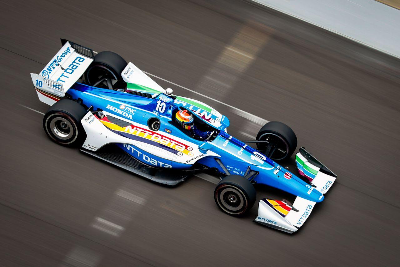 Ed Jones Chip Ganassi Racing Verizon IndyCar Series Indy GP 2018 003