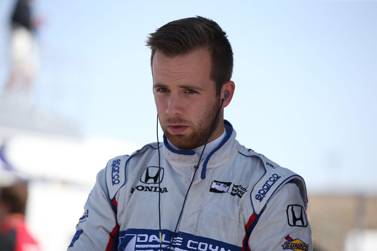 Ed Jones IndyCar Dale Coyne Racing