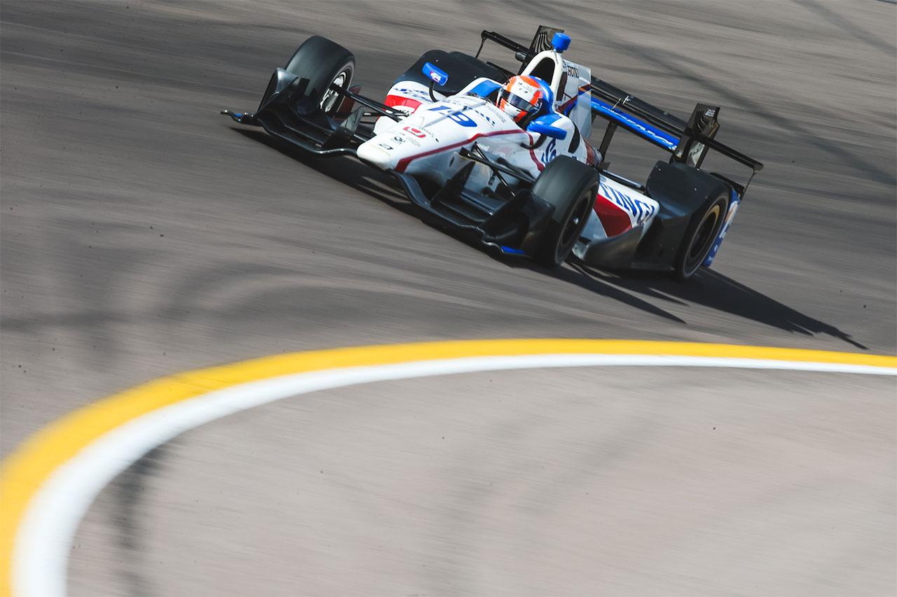 Ed Jones IndyCar Grand Prix Phoenix 2017