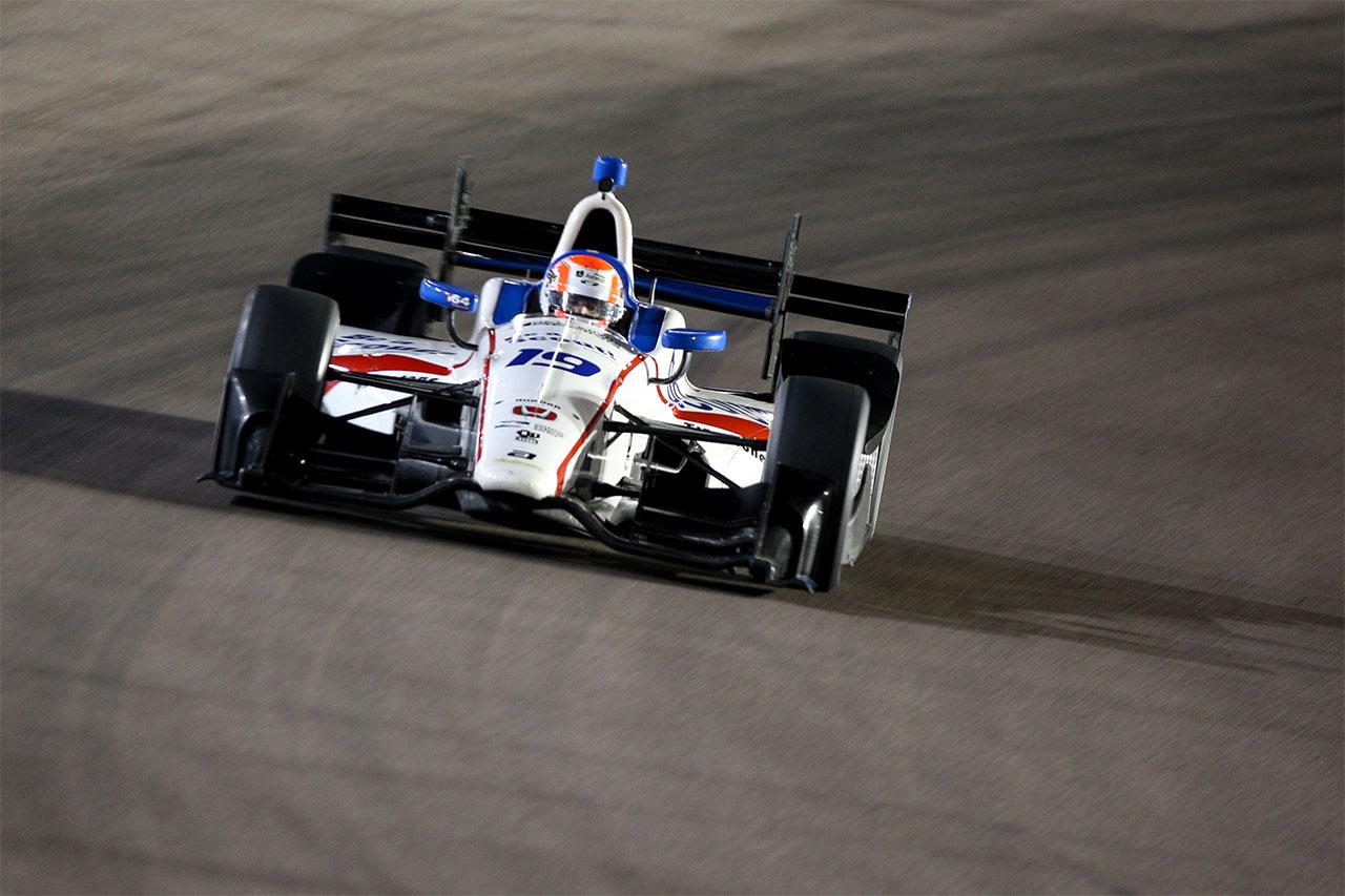 Ed Jones IndyCar Phoenix 2017