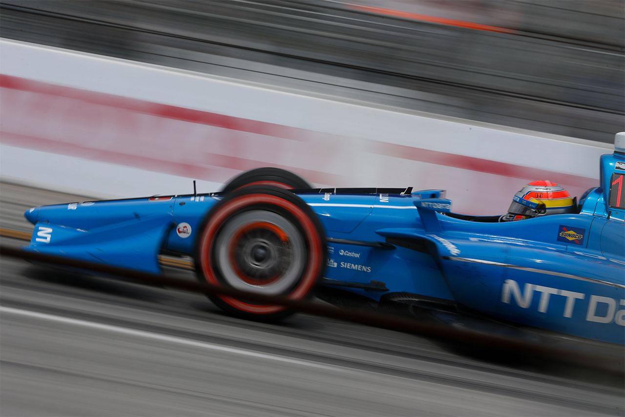 Ed Jones Chip Ganassi Racing Verizon IndyCar Series Grand Prix Of Long Beach 1