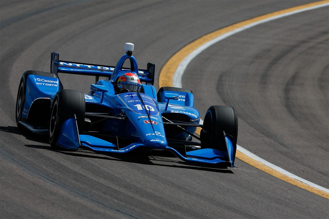 Ed Jones Chip Ganassi Racing Indycar Phoenix Grand Prix 2018 1