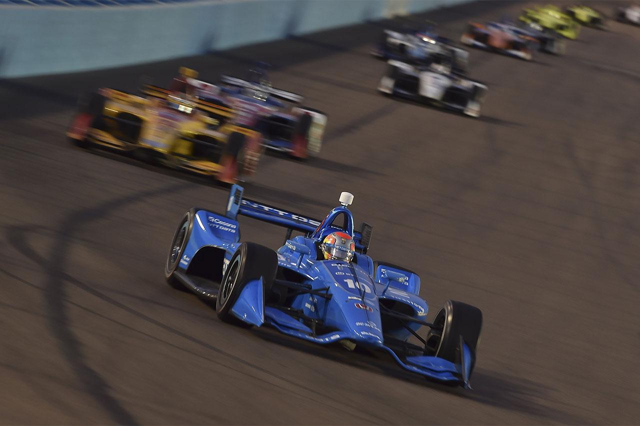Ed Jones Chip Ganassi Racing Indycar Phoenix Grand Prix 2018 2