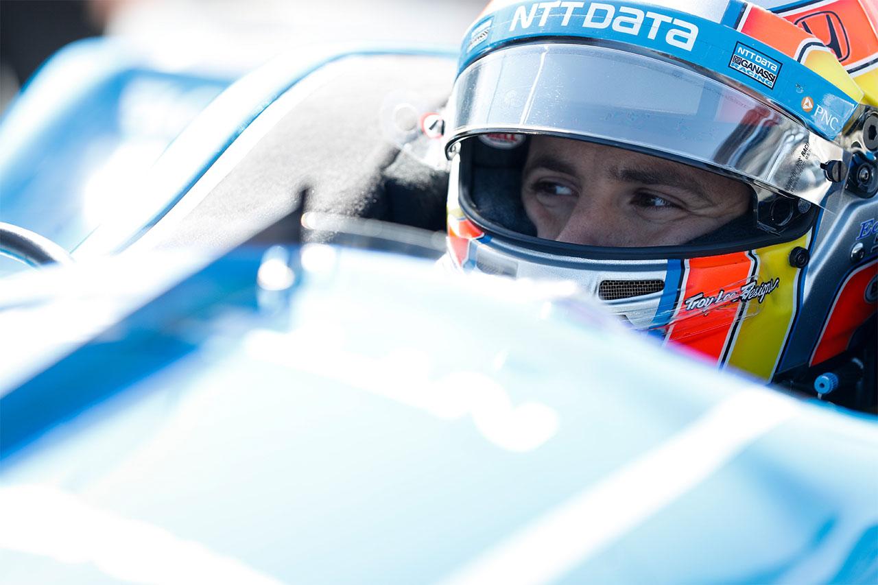Ed Jones Chip Ganassi Racing Indycar Phoenix Grand Prix 2018 4