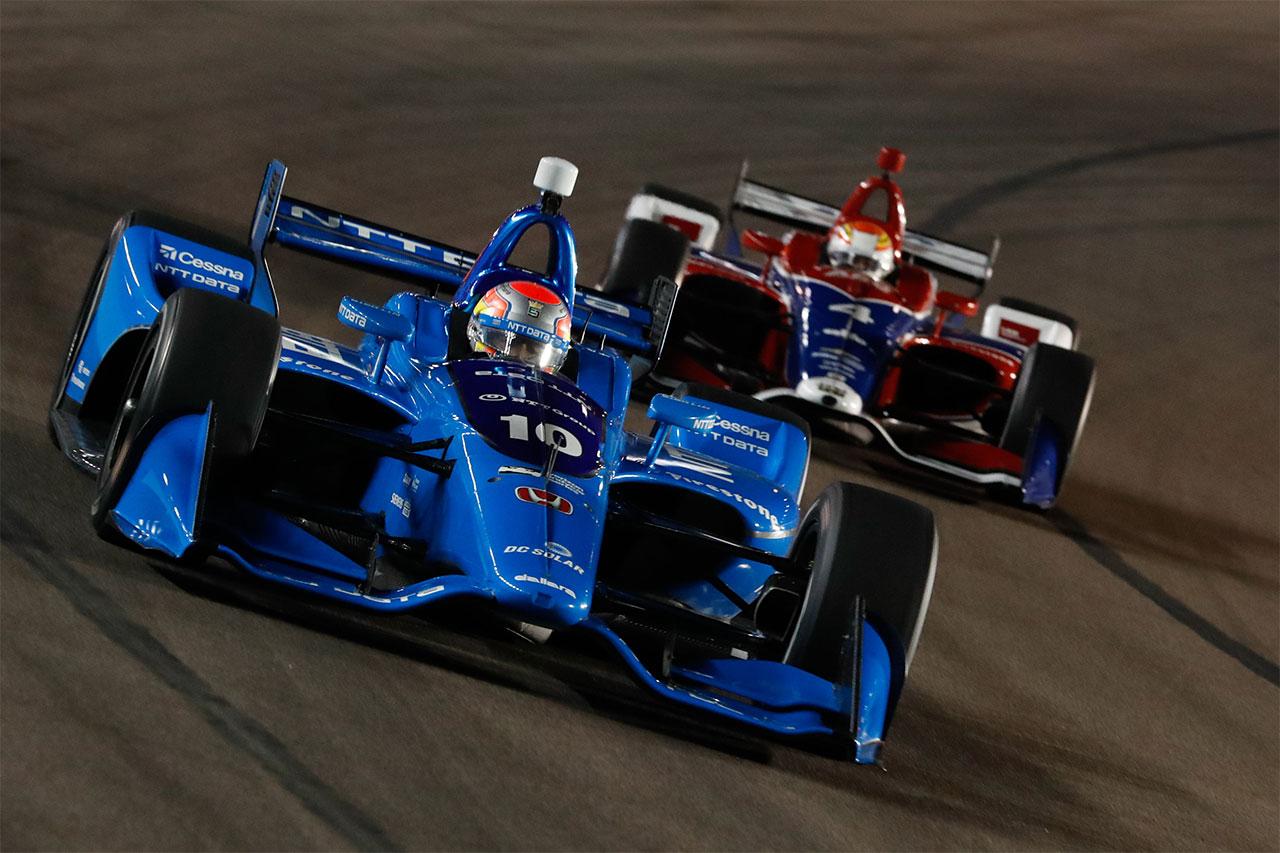 Ed Jones Chip Ganassi Racing Indycar Phoenix Grand Prix 2018 5