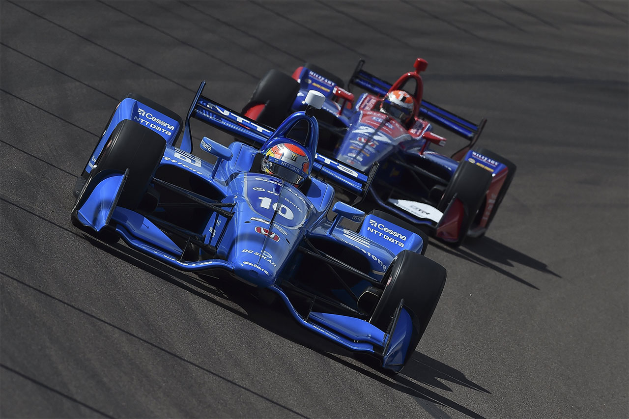 Ed Jones Chip Ganassi Racing Indycar Phoenix Grand Prix 2018