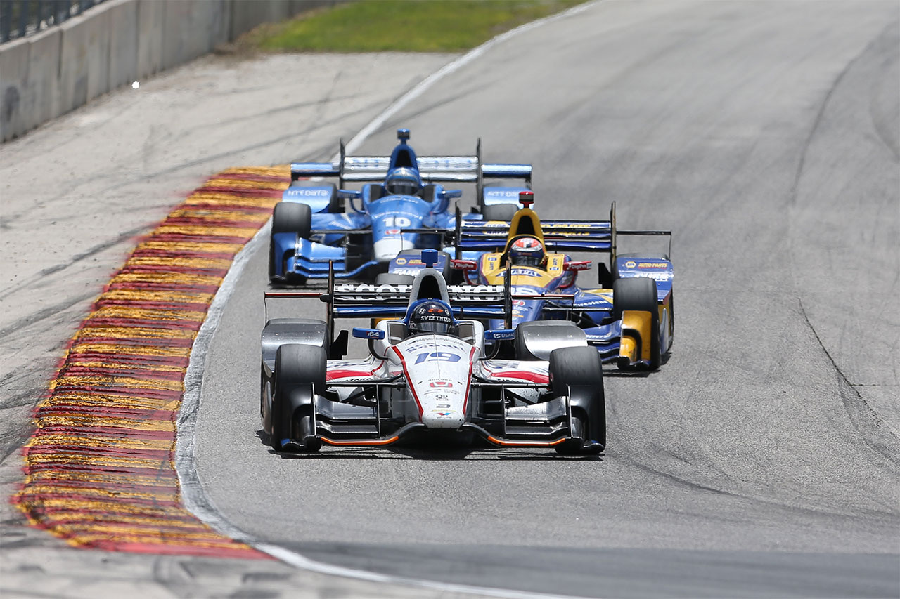 Ed Jones Indycar Road America 2017 6