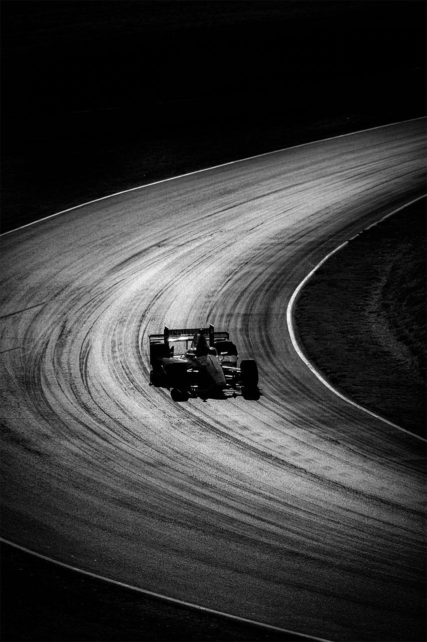 Sonoma Ed Jones Indy Car 4