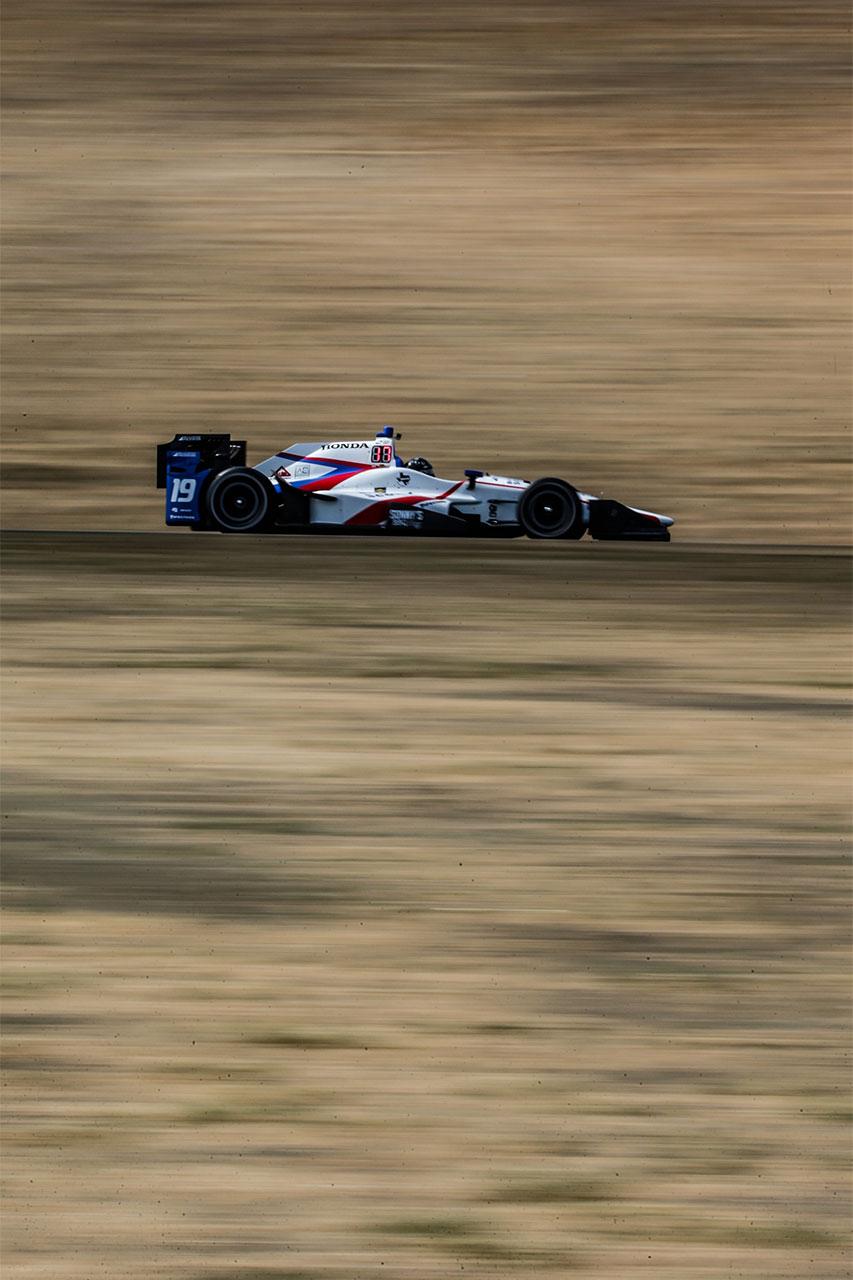 Sonoma Ed Jones Indy Car 5