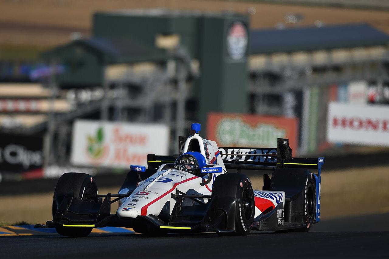 Sonoma Ed Jones Indy Car 9