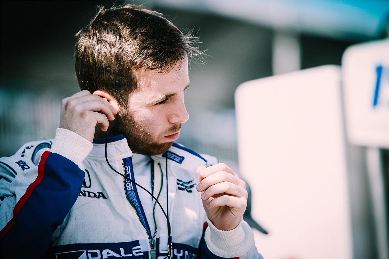 Ed Jones IndyCar Firestone Grand Prix Of St. Petersburg 1