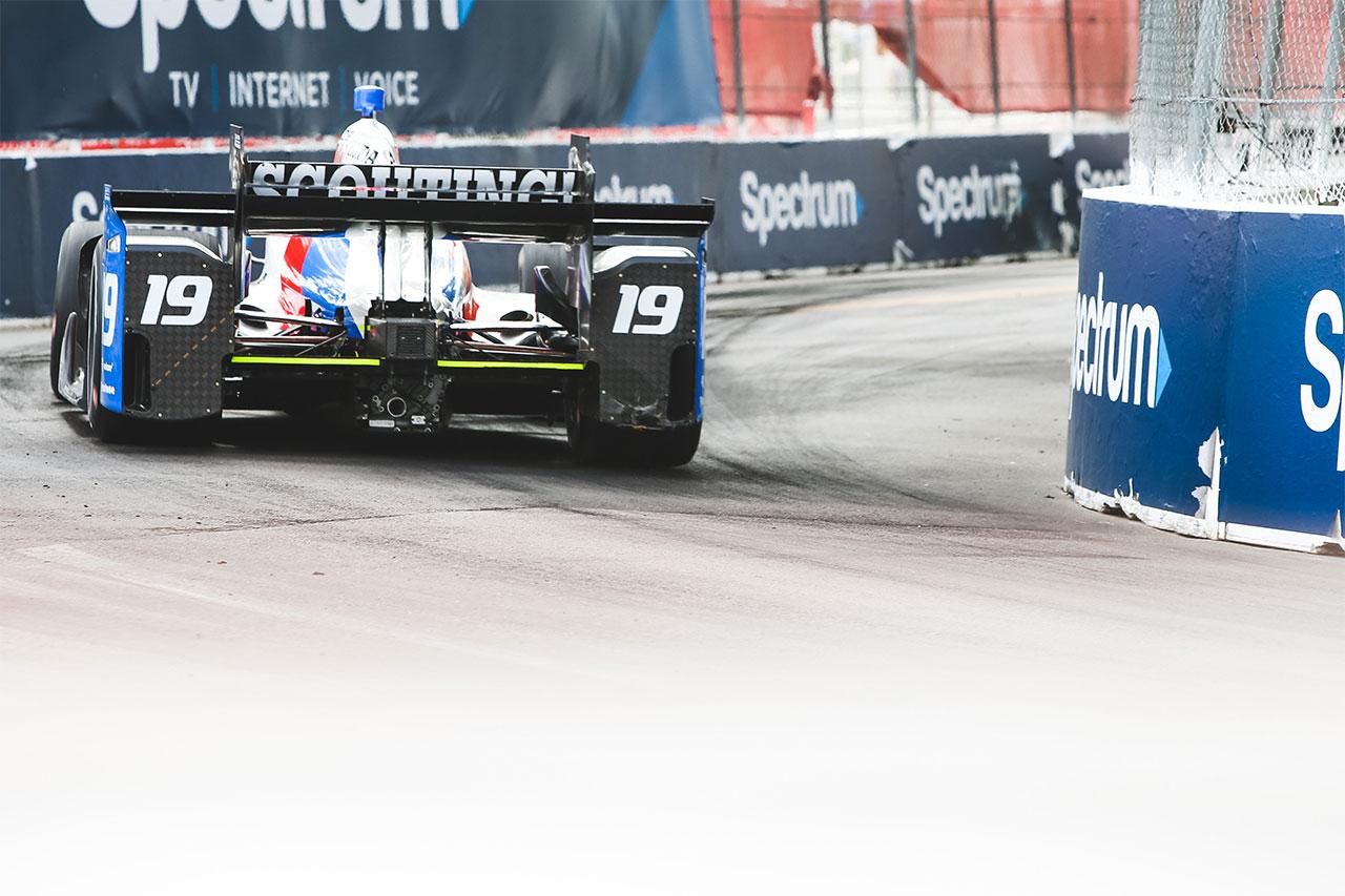 Ed Jones IndyCar Firestone Grand Prix Of St. Petersburg 7