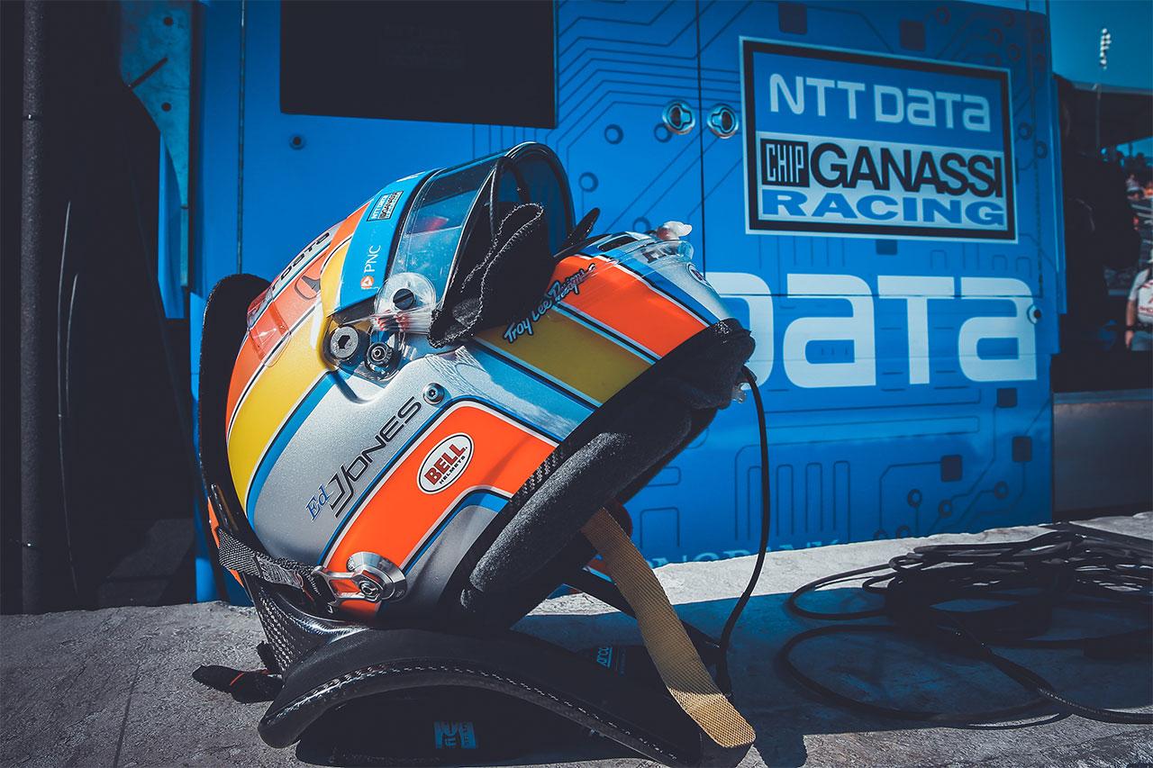 Ed Jones Chip Ganassi Racing Streets Of St Petersburg 2018 5