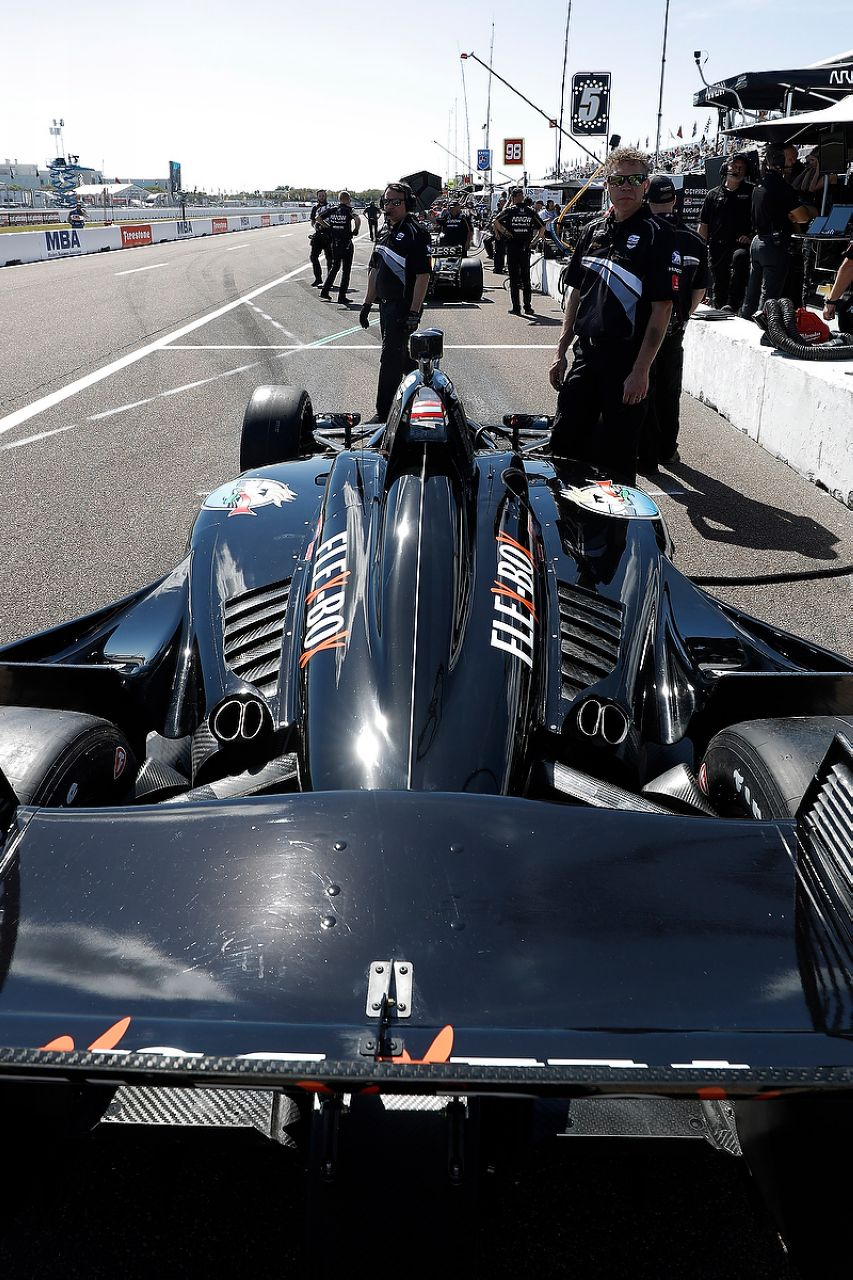 Ed Jones Indycar ST PETERSBURG 2019 077