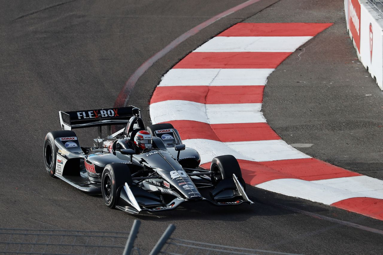 Ed Jones Indycar ST PETERSBURG 2019 128