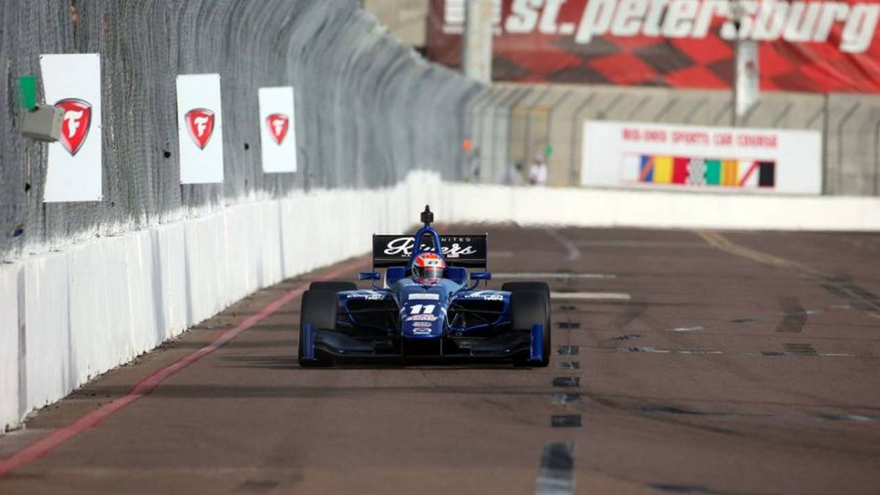 Ed Jones Indy Lights St Petes-62