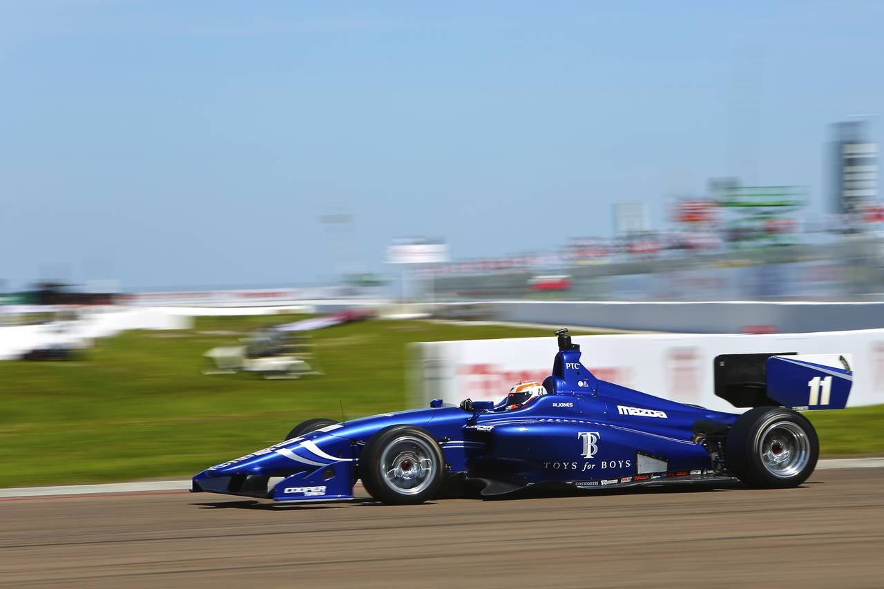 Ed Jones Indy Lights St Petes-73