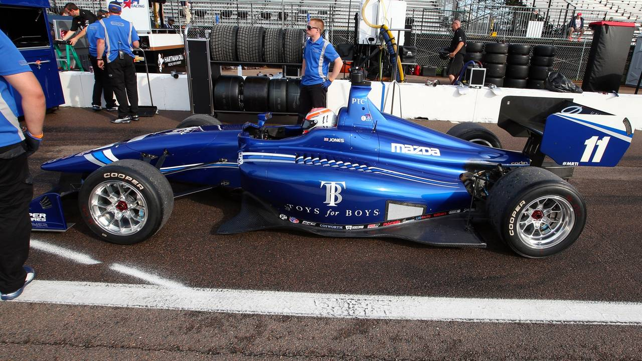 Ed Jones Indy Lights St Petes-77