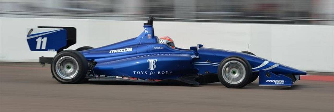 Ed Jones Indy Lights St Petes-81