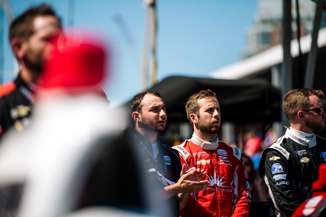 Ed Jones Indycar Toronto 2019 017