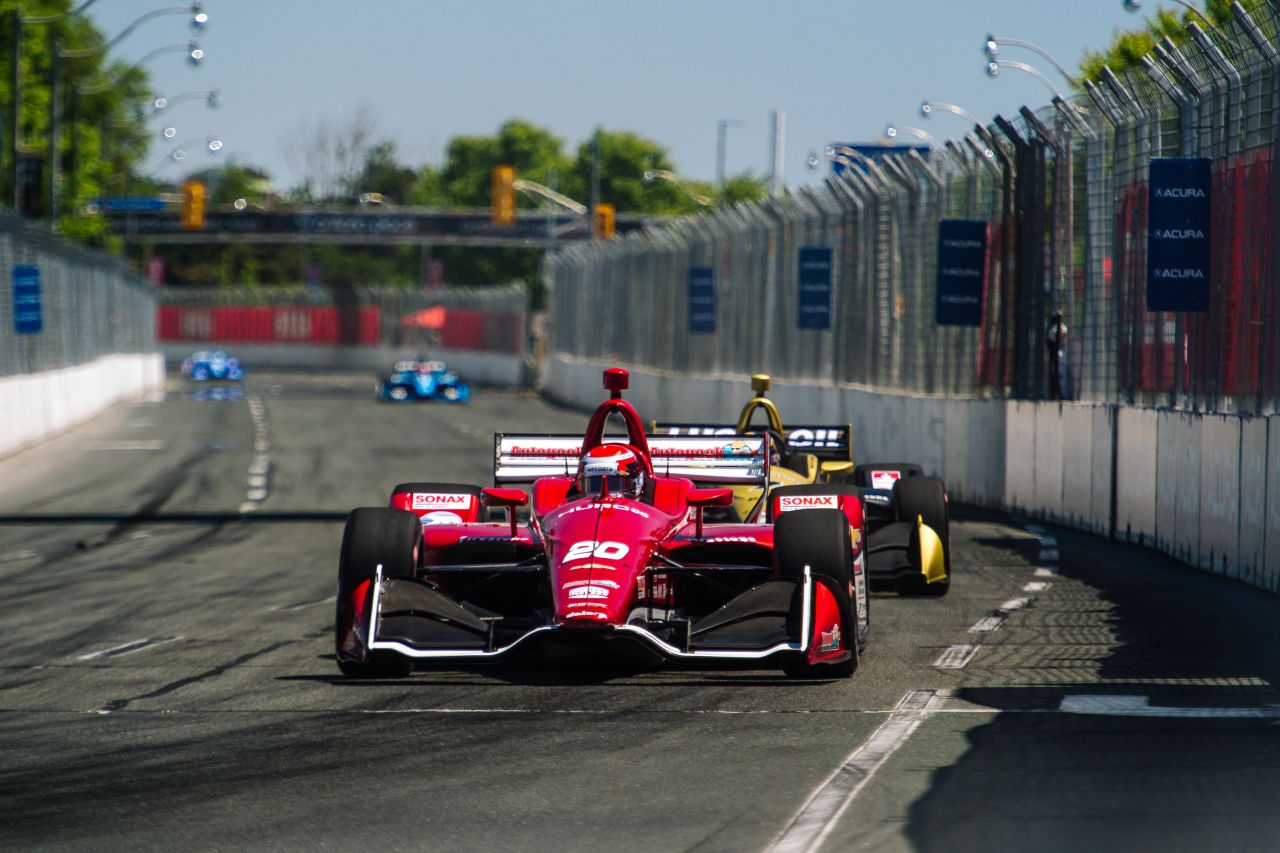 Ed Jones Indycar Toronto 2019 028