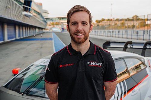 WRT Team Audi Sport confirms Ed Jones as a 2020 DTM driver