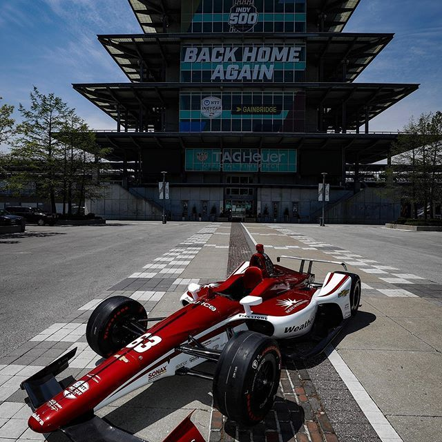 Ed Jones 2019 Indy 500 002