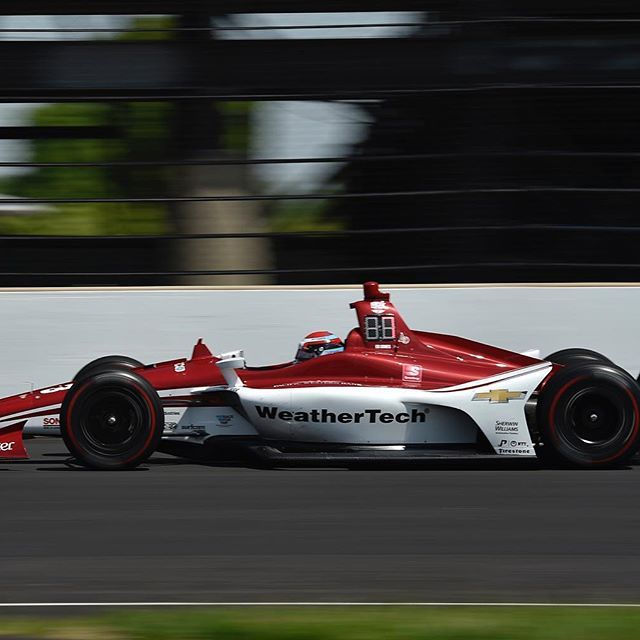 Ed Jones 2019 Indy 500 005