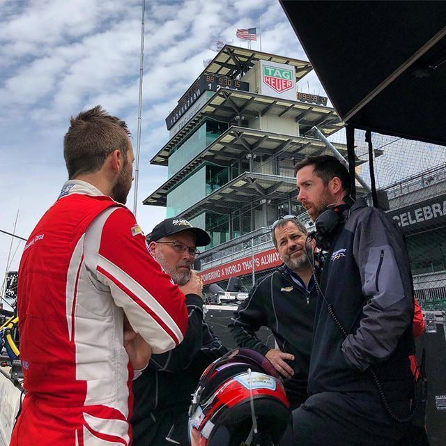 Ed Jones 2019 Indy 500 006