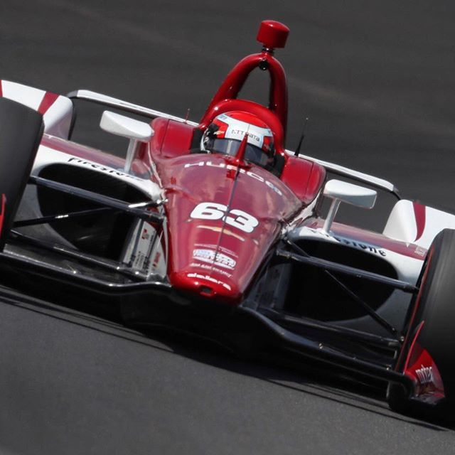 Ed Jones 2019 Indy 500 011