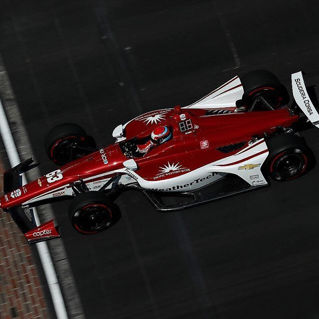 Ed Jones 2019 Indy 500 017