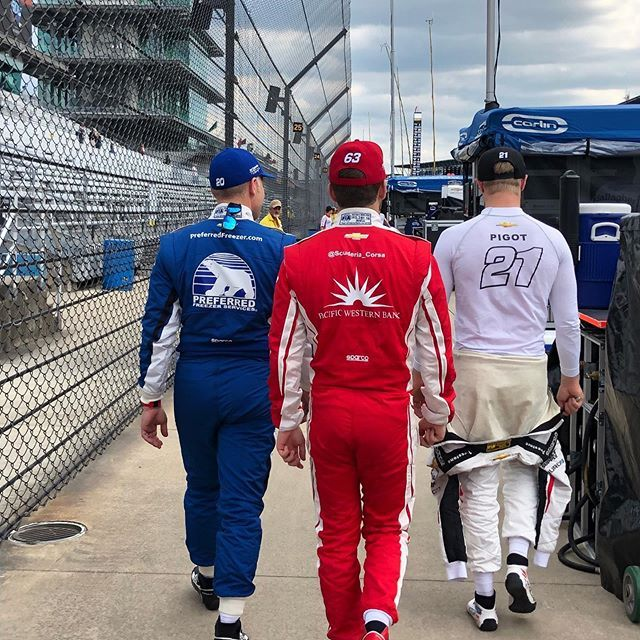 Ed Jones 2019 Indy 500 020