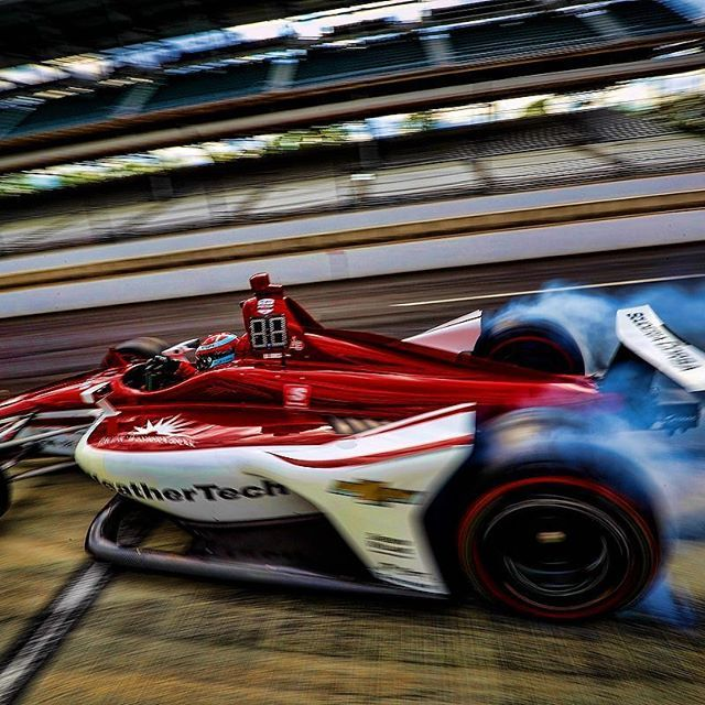 Ed Jones 2019 Indy 500 021